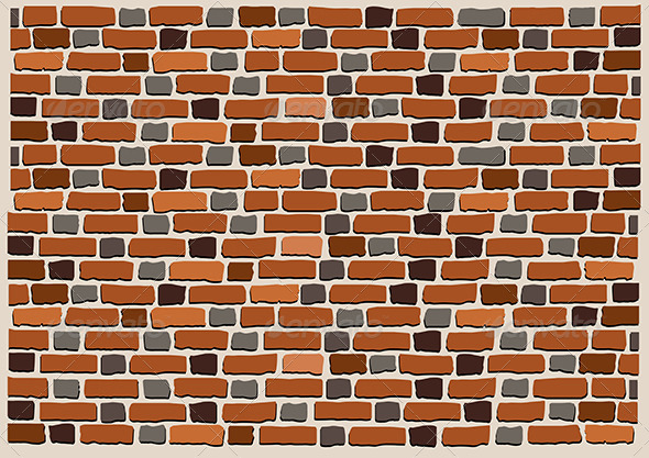 GraphicRiver Brick Wall 6980483