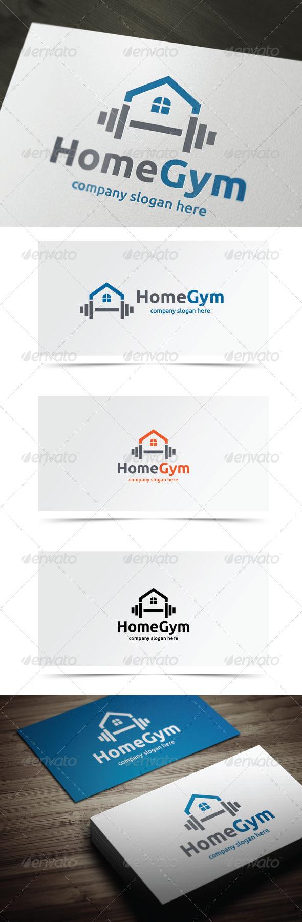GraphicRiver Home Gym 6981149