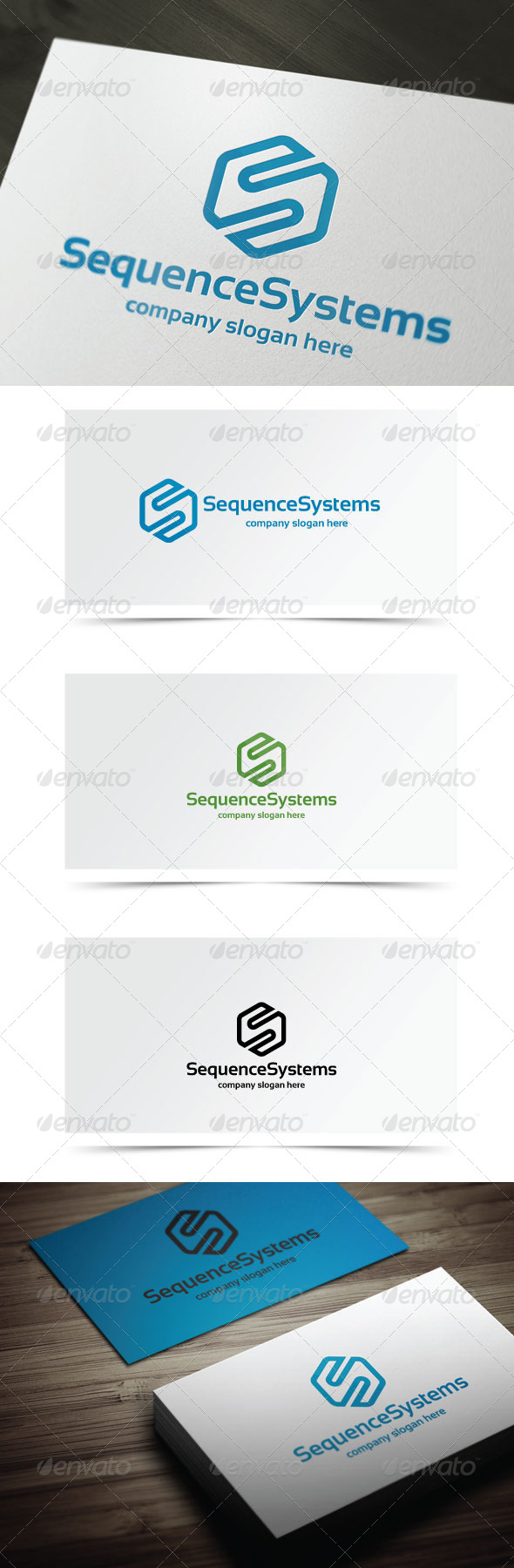 GraphicRiver Sequence Systems 6981199