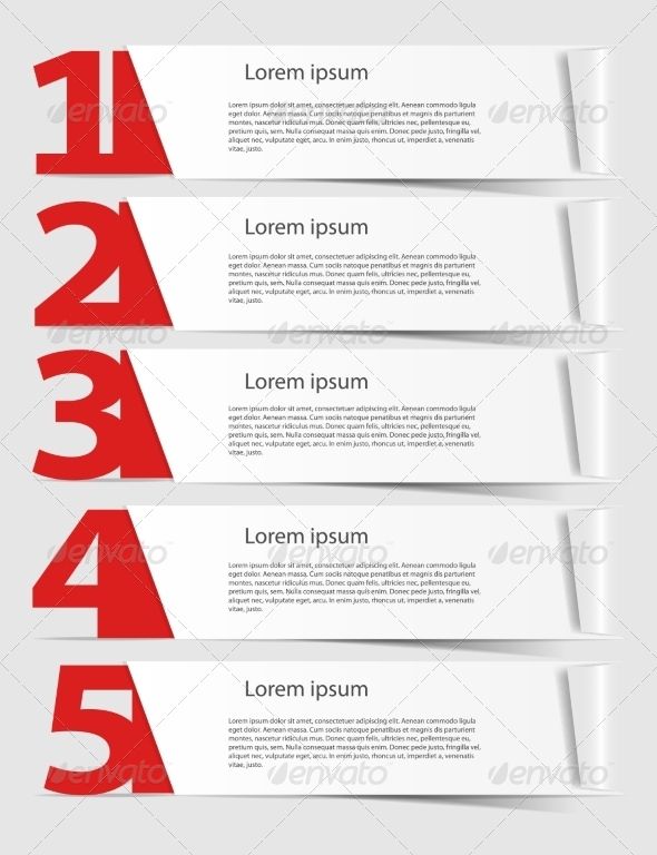 GraphicRiver Infographics Design Elements 6981647
