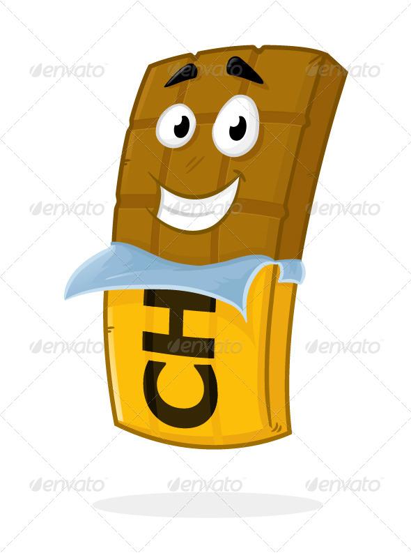 GraphicRiver Chocolate Bar 6981786