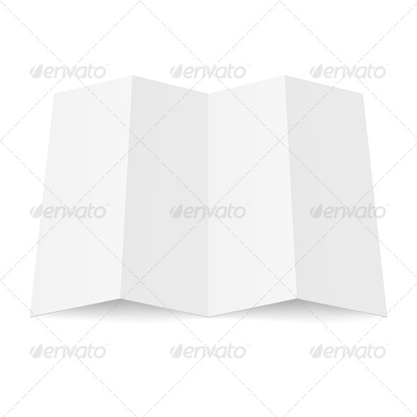 GraphicRiver Blank Booklet 6981975