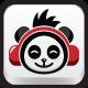 Music Panda Logo - GraphicRiver Item for Sale