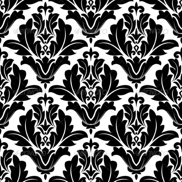 GraphicRiver Floral Pattern Design 6982991