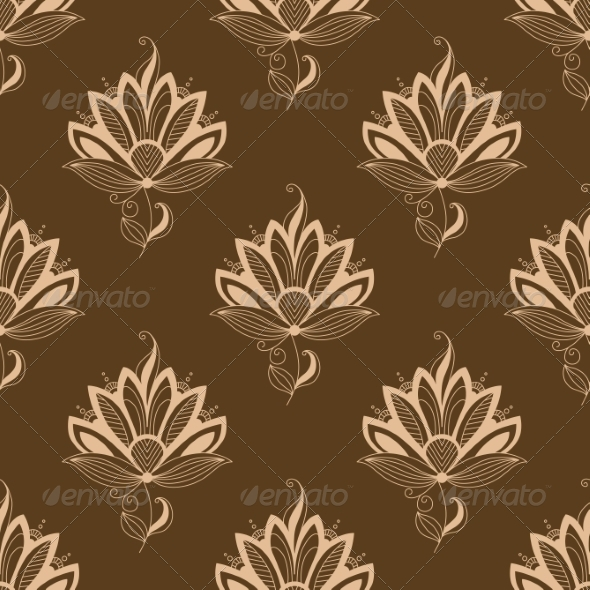 GraphicRiver Floral Pattern 6982992