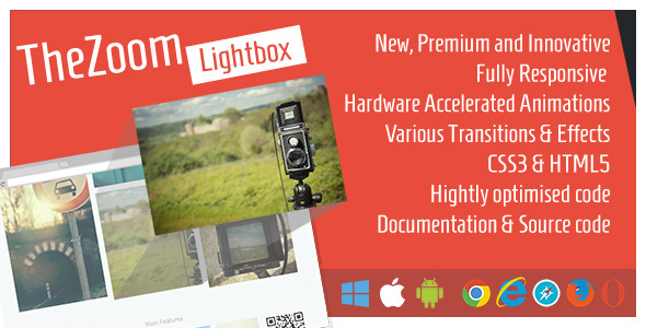 CodeCanyon TheZoom Lightbox jQuery Plugin 6984235