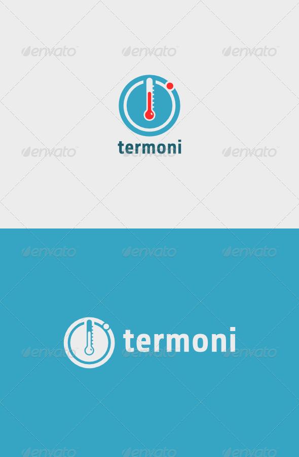 GraphicRiver Termoni Logo 6984266
