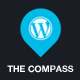 The WP Compass - Modern Blog, vCard & Portfolio
