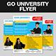 Go University Flyer
