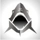 Shark Power - GraphicRiver Item for Sale