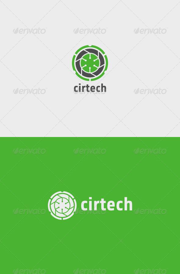 GraphicRiver Cirtech Logo 6984499