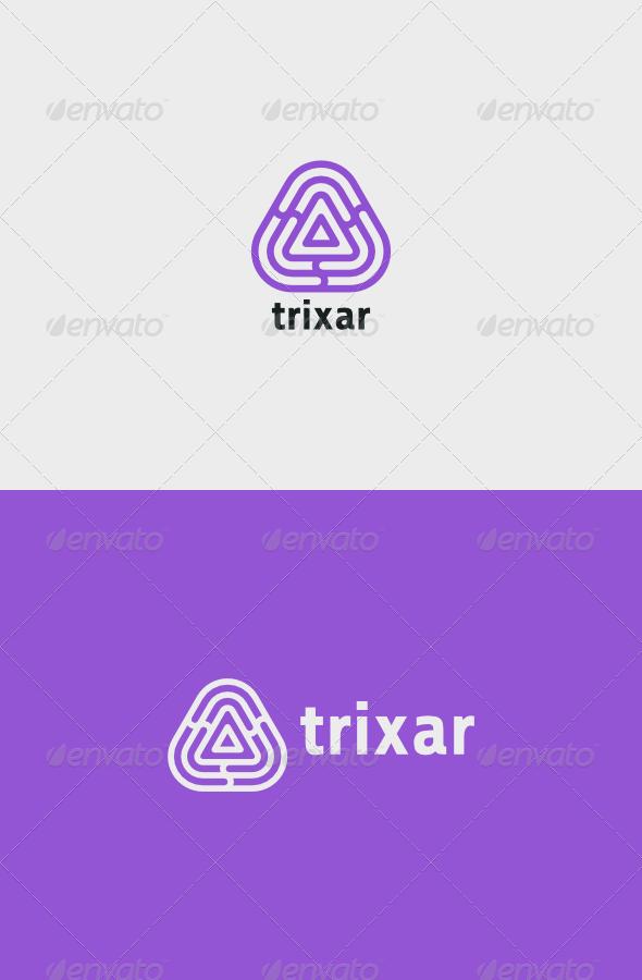 GraphicRiver Trixar Logo 6984502
