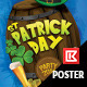 Exclusive St Patrick's Day Poster - GraphicRiver Item for Sale