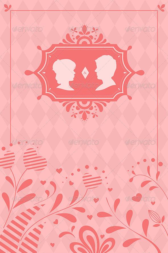 GraphicRiver Wedding Invitation 6985536