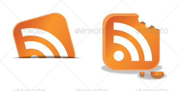 GraphicRiver RSS Icons 28741