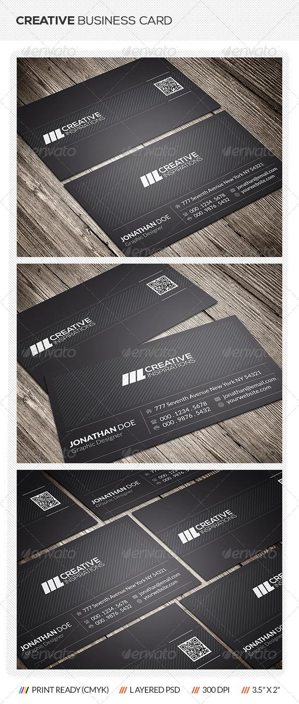 GraphicRiver Creative Business Card 6986604