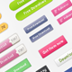32 Stylish Web Buttons