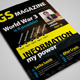 25 Pages Magazine Template Vol15 - GraphicRiver Item for Sale