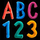 Clay Alphabet - VideoHive Item for Sale