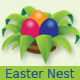 Easter Nest - GraphicRiver Item for Sale