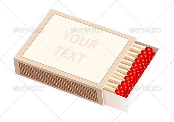 GraphicRiver Matchbox Horizontal 6988212