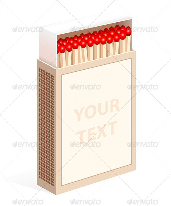 GraphicRiver Matchbox Vertical 6988338