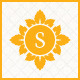 Sunny Garden Logo Template - GraphicRiver Item for Sale