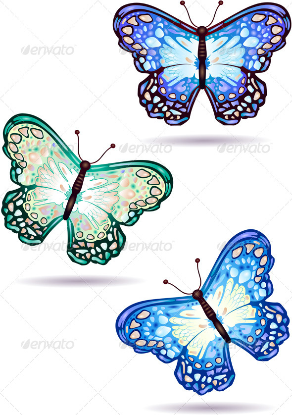 GraphicRiver Butterfly 6989854