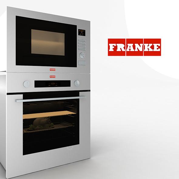 3DOcean Oven 6991495