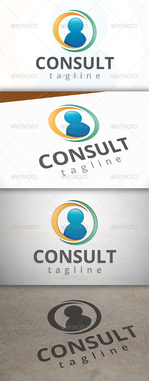 GraphicRiver Consult Logo 6991511