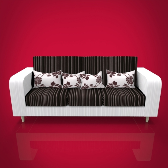 style sofa - 3DOcean Item for Sale