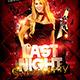 Last Night Flyer