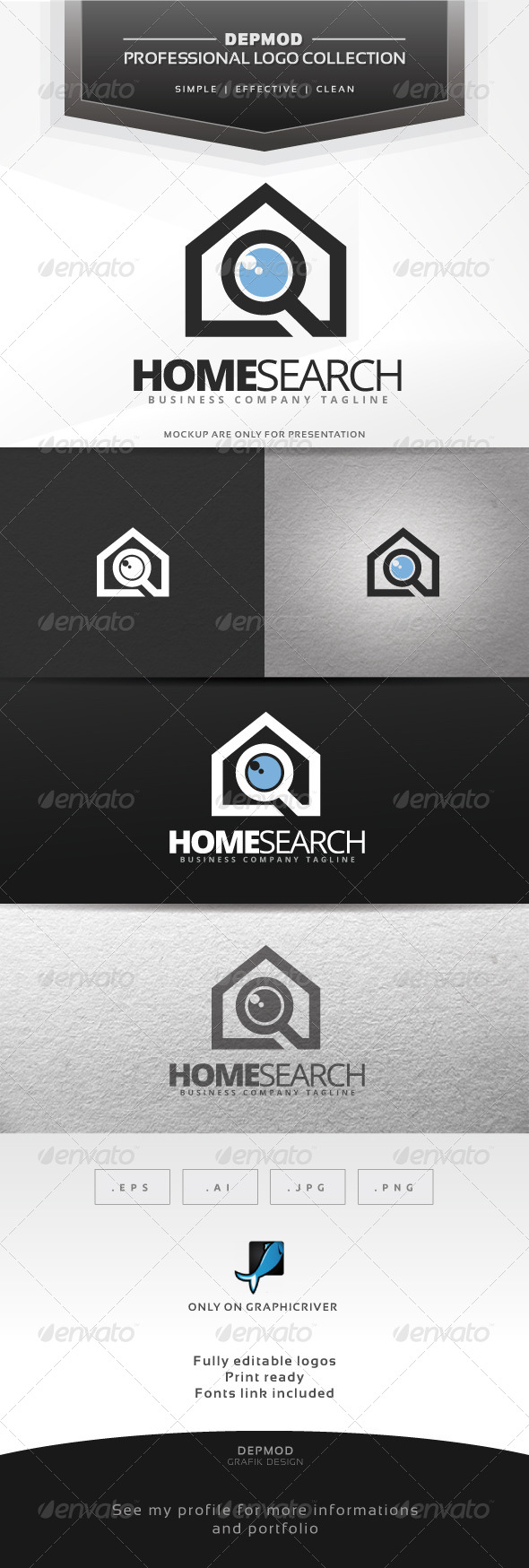 GraphicRiver Home Search Logo 6993590