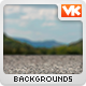 Landscape Blurred Stage Backgrounds - GraphicRiver Item for Sale