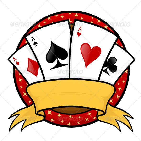 GraphicRiver Poker Emblem 6993876