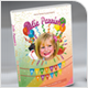 Kids Birthday Party DVD Covers - GraphicRiver Item for Sale