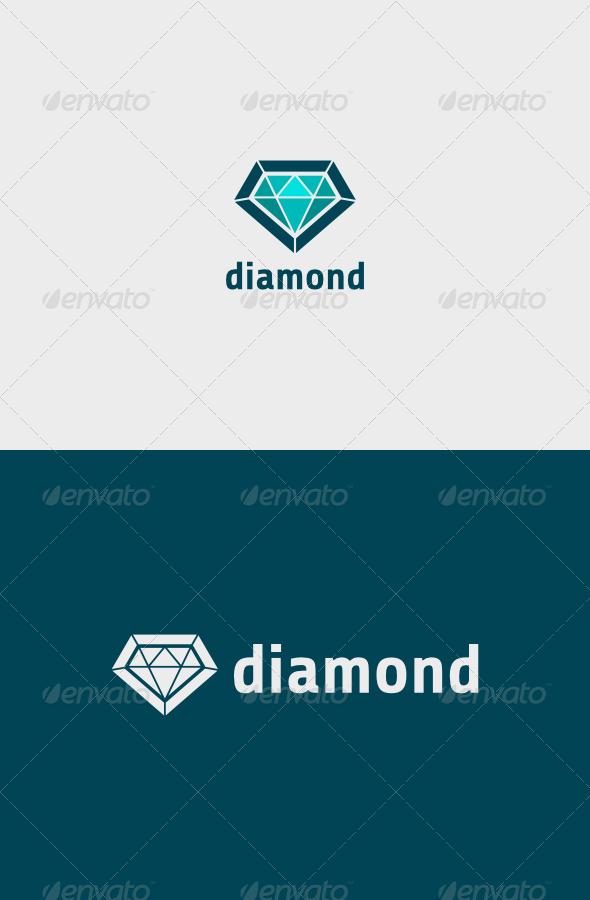 GraphicRiver Diamond Logo 6995495