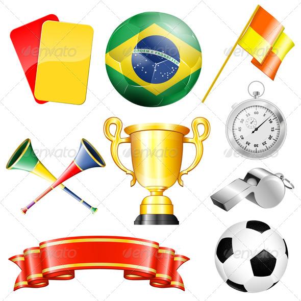 GraphicRiver Soccer 6997426