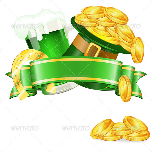 GraphicRiver St Patrick Day 6997528