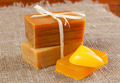 natural handmade soap, tied with twine - PhotoDune Item for Sale