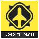 Flight App Logo Template - GraphicRiver Item for Sale