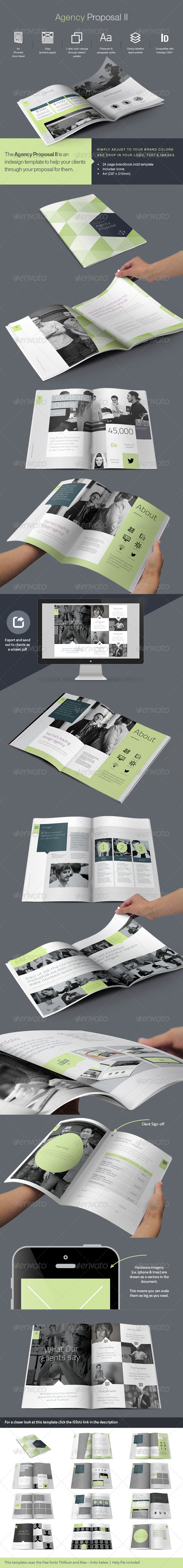 GraphicRiver Agency Proposal II 6983375