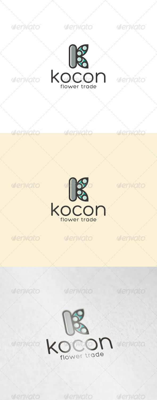 GraphicRiver Kocon logo 6998682