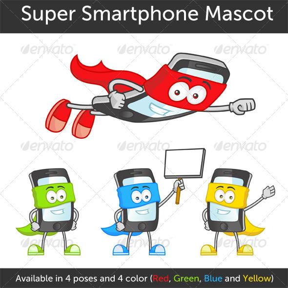 GraphicRiver Super Smartphone 6998718