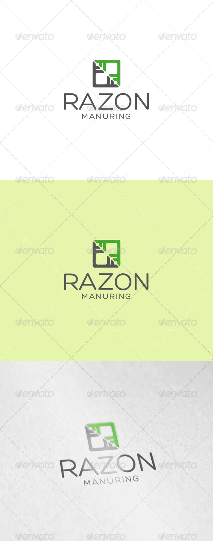 GraphicRiver Razon Logo 6998960