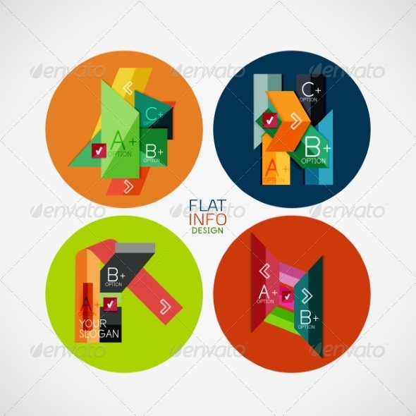 GraphicRiver Infographic Banners 7000150