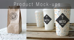 Product and packaging Mock-ups