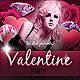 Valentine Party Facebook Timeline Cover - GraphicRiver Item for Sale