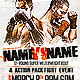 Boxing Flyer Template PSD - GraphicRiver Item for Sale
