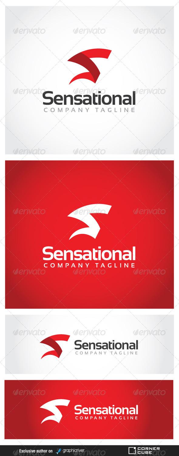 GraphicRiver Sensational Logo 7002676